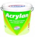 Vitex Acrylan biela 3L